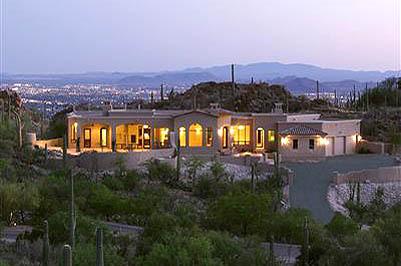 Tucson Luxury HomesTucson Real EstateCatalina Hills - Luxury homes in tucson az
