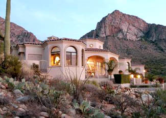 Tucson Luxury Homes in the Foothills